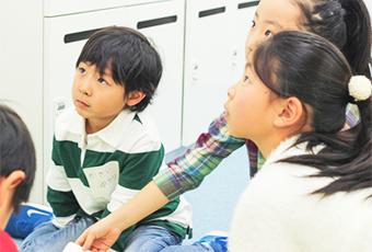 民間学童 目黒区 ラボタイムでは自由に選択して活動します